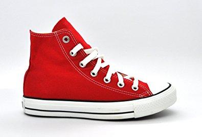 red converse converse unisex high top sneakers red m9621 9.5 ZJXGZIM