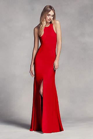 red prom dress red prom dresses: long u0026 short lengths | davidu0027s bridal EASWQPN