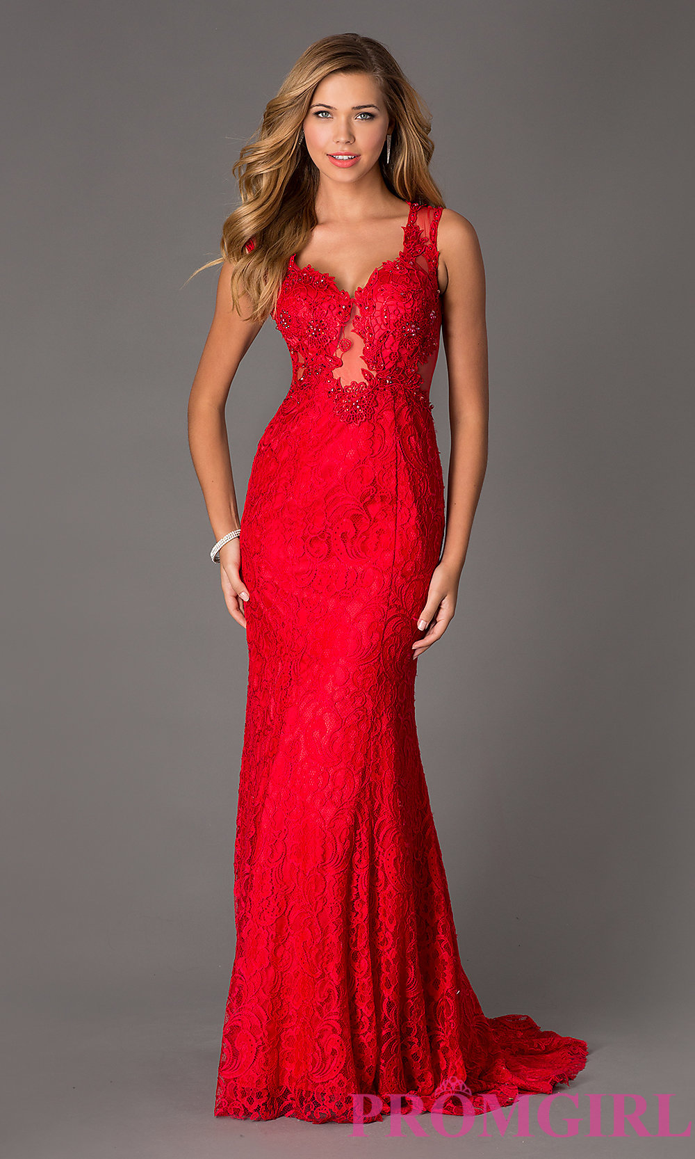 Significance of a red prom dress