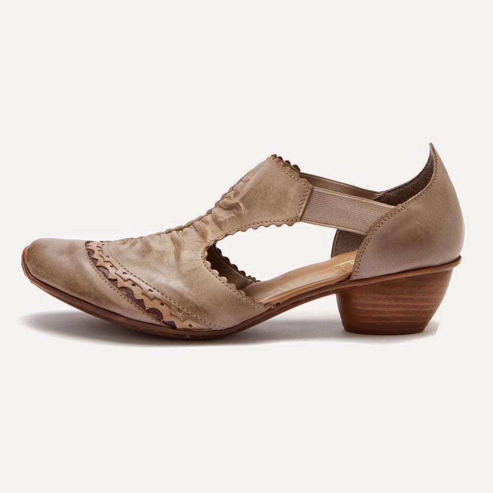Reiker shoe style