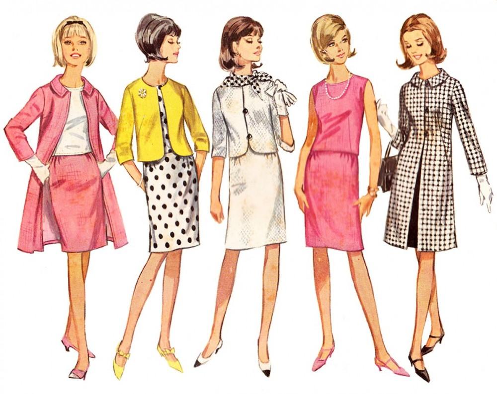 retro fashion SPZZJEX