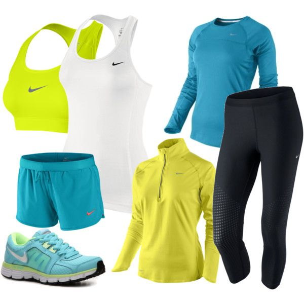 running clothes excerise clothes are so fun! i wish i could get this stuff for free just WSTLCES