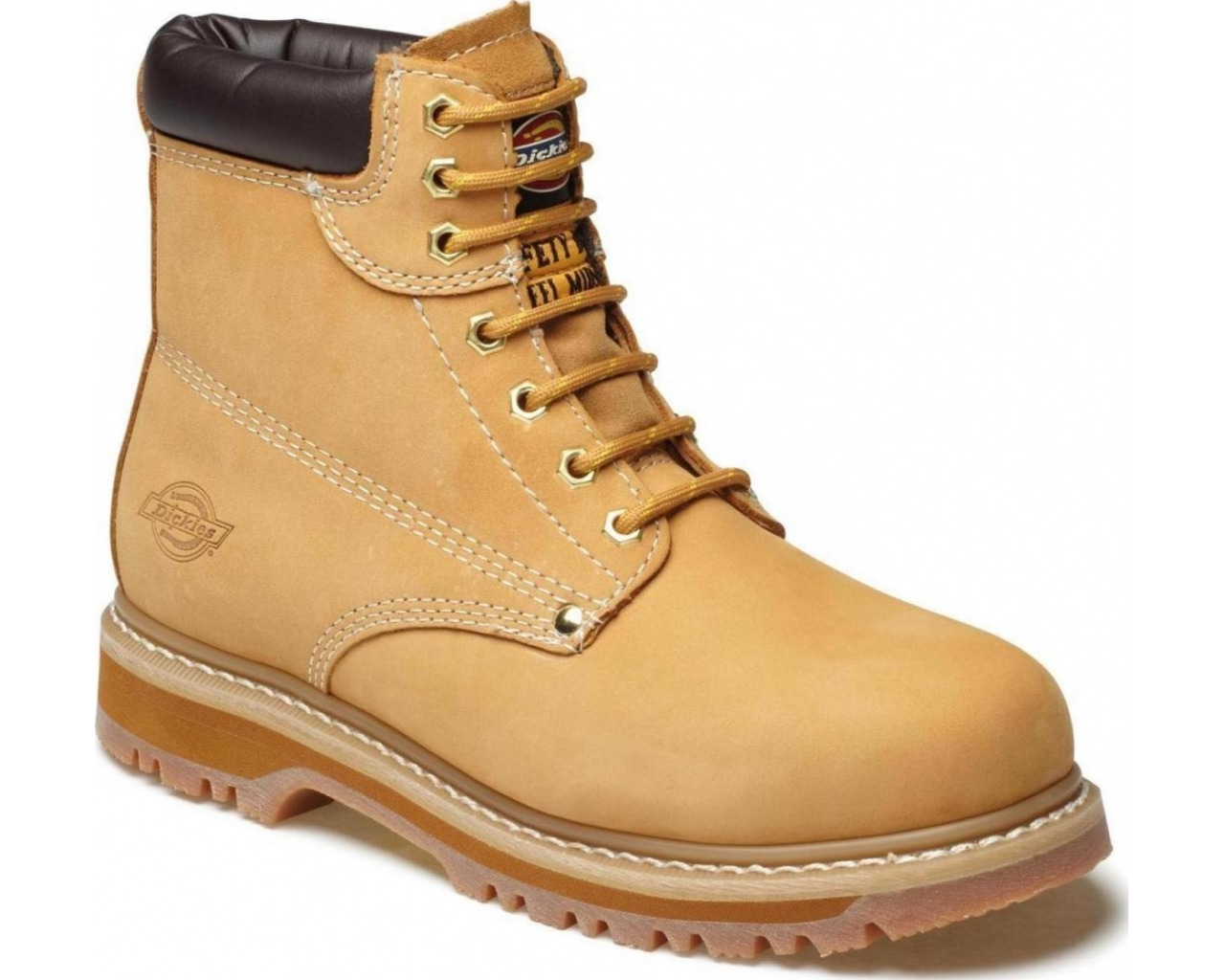 safety boots dickies cleveland safety boot (sizes 3-14) SUVOYJT