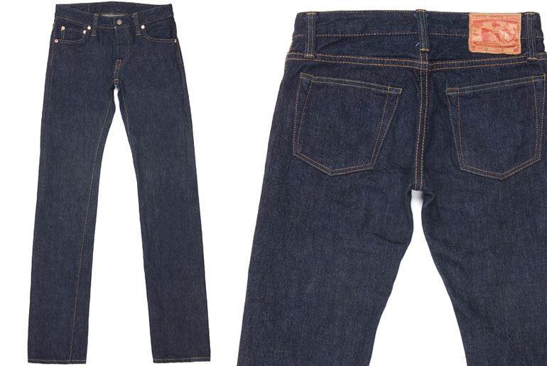 samurai geisha womens denim jeans JRALEYK