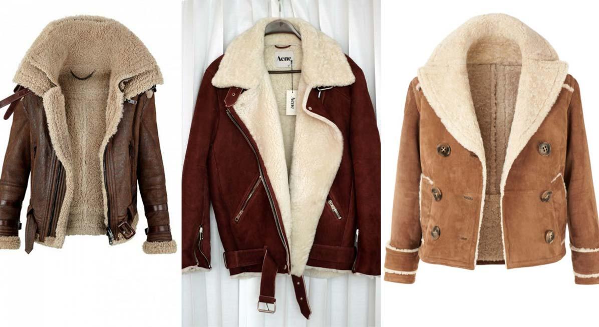 shearling coat 4 reasons why you should wear shearling jackets EKFCQKJ