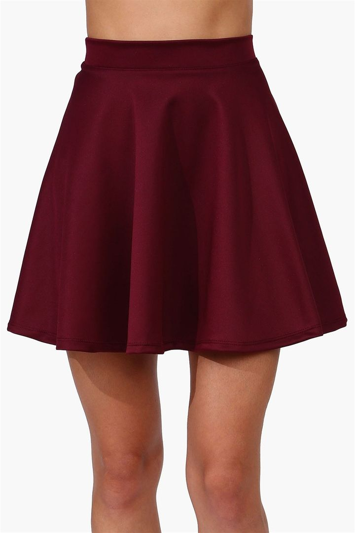 skater skirts god i want a red skater skirt! theyu0027re so vercitile for any season KBQSXUP