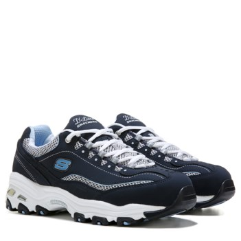 Skechers sneakers skechers du0027lites centennial medium/wide sneaker navy NCNKGFI