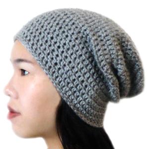 slouchy beanie crochet pattern crochet classic slouchy beanie WHLXGSB