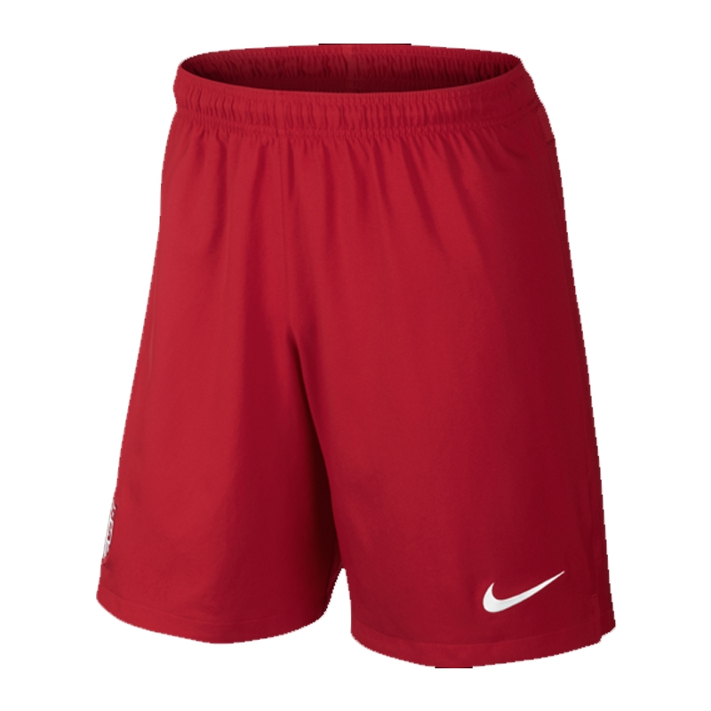 soccer shorts nike usa away replica soccer short (university red/football white) RHMCBCH