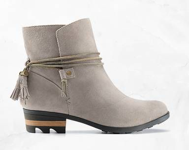 sorel womens boots a lo-cut boot with tassel. HUTYKCW