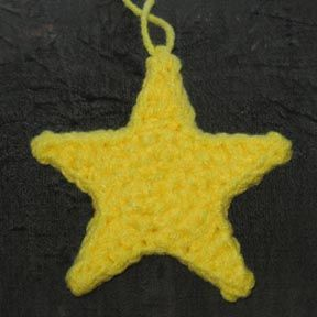 star crochet pattern crochet star pattern | free crochet pattern - christmas star ornaments from  the christmas CVFTSHQ