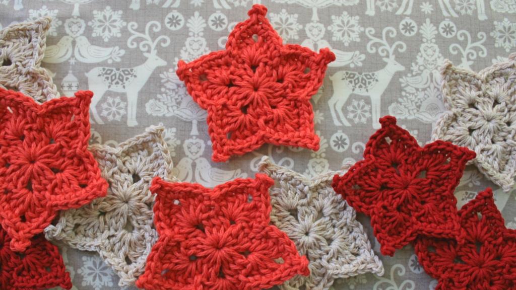 star crochet pattern free crochet star pattern YWHGDZT