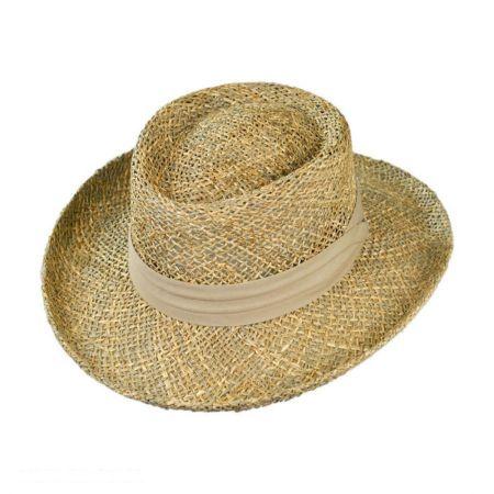 straw hat jaxon hats striped band wheat straw skimmer hat straw hats KUKWUTQ