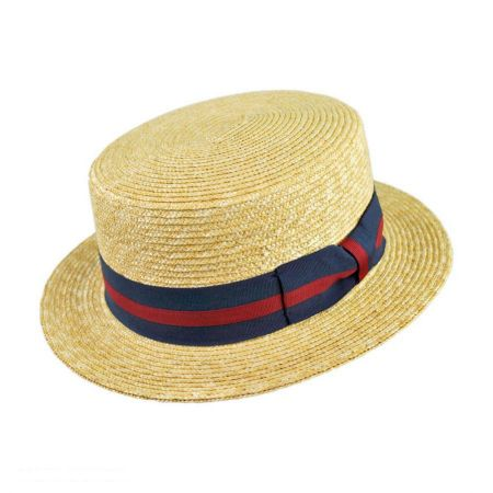 How to clean straw hats?