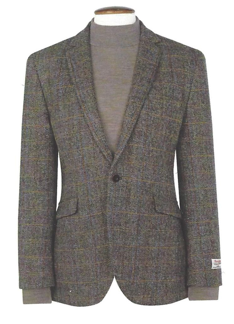 sumburgh harris tweed jacket ZNENAMP