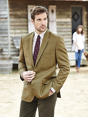 summer tweed jacket - monach YVVMFAE