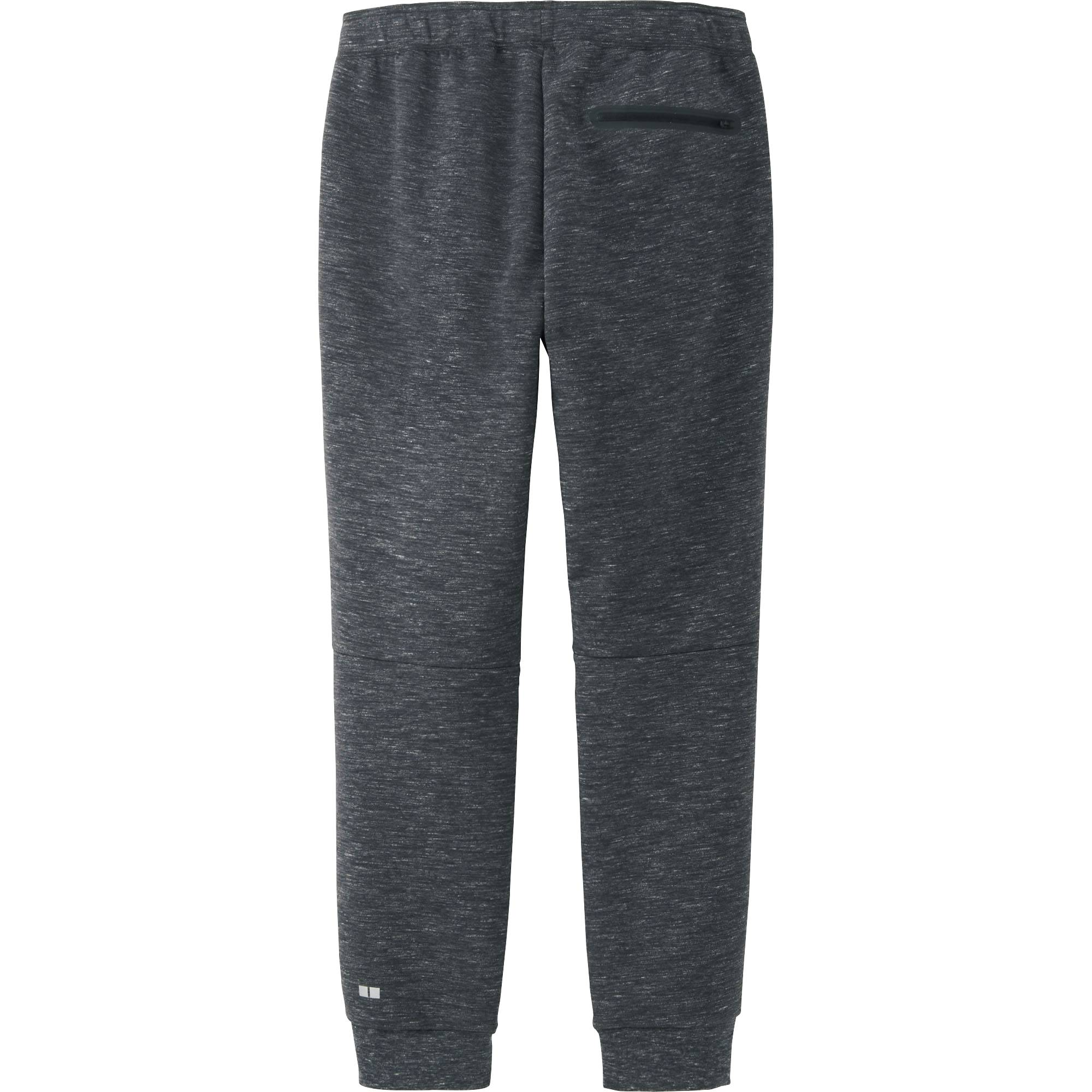 sweatpants for men men dry stretch sweatpants, dark gray, small SFJVVAB