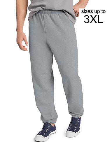 sweatpants for men quick look hanes comfortblend® ecosmart® menu0027s sweatpants MMATADA