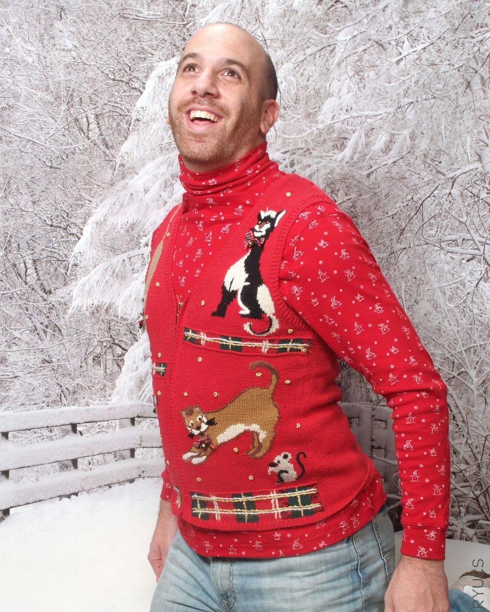tacky christmas sweaters · tacky ... CVGIMQC