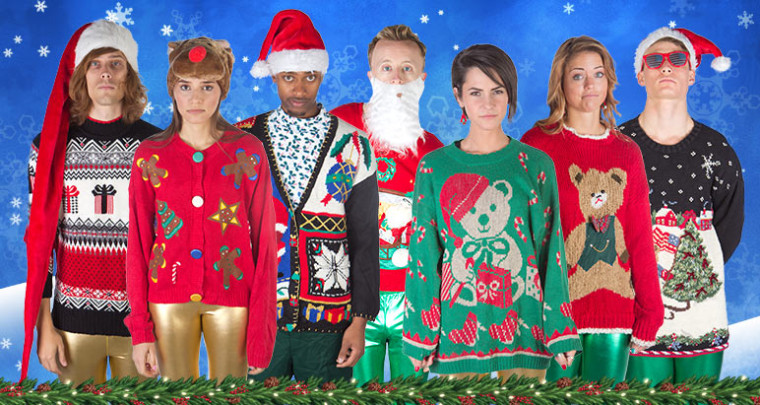 tacky christmas sweaters check out the best 25 ugly christmas sweaters weu0027ve seen and get  inspiration for GNIDXKV
