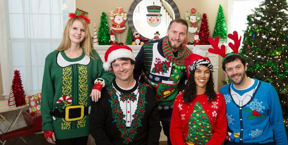 tacky christmas sweaters party city offers an array of tacky christmas sweater options for the  holiday season. KOSASXJ