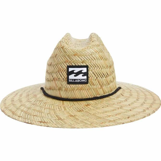tides straw hat | billabong us WOAVNIU