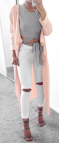top 40 simple outfit ideas to upgrade your look this spring DQKBVGN