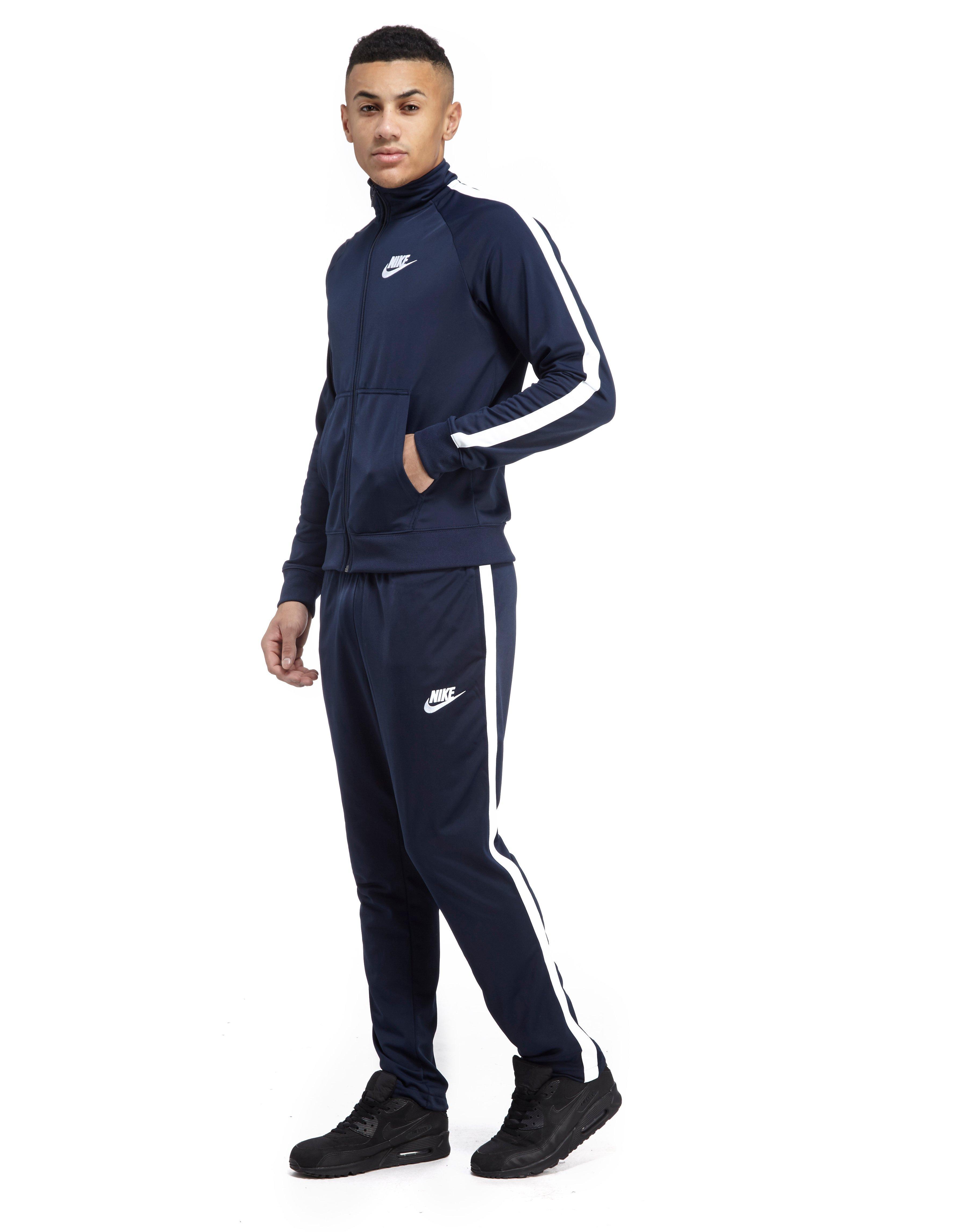 track suit nike season poly tracksuit OYLNVNH