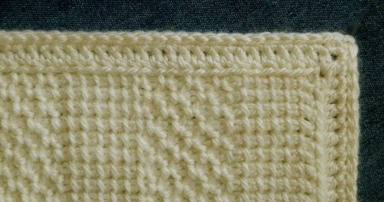 Tunisian Crochet patterns tunisian crochet pattern 24mo - crochet patterns ... BIXEZWY