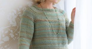 Tunisian Crochet tunisian star stitch pullover free tunisian crochet pattern lw4635 ZJMAZSW