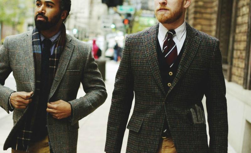tweed jacket tweed-jacket-men VHSAEPK