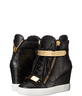 wedge sneaker ... giuseppe zanotti - print wedge with ankle band HVVMXQV