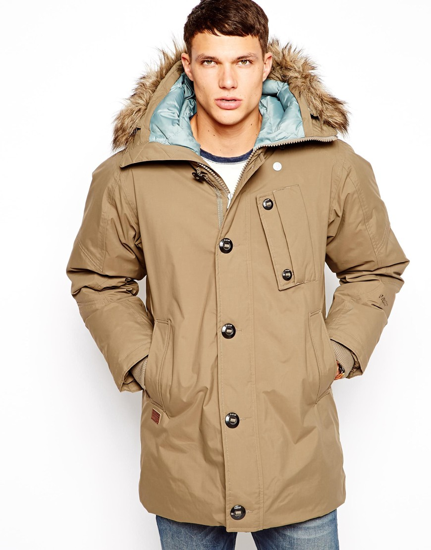 How to purchase parka coats?