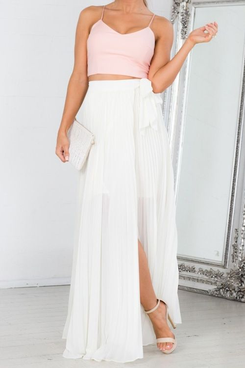 white maxi skirt best 25+ white maxi skirts ideas only on pinterest | spring summer fashion,  lace BGXQXML