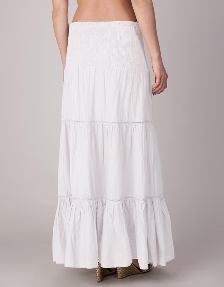 white maxi skirt white maternity maxi skirt LRINCNM