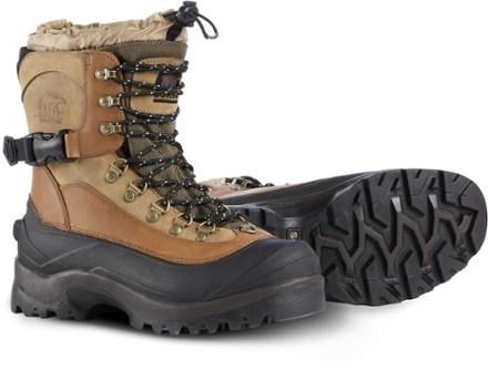 winter boots for men sorel conquest winter boots - menu0027s - rei.com TUESPSY