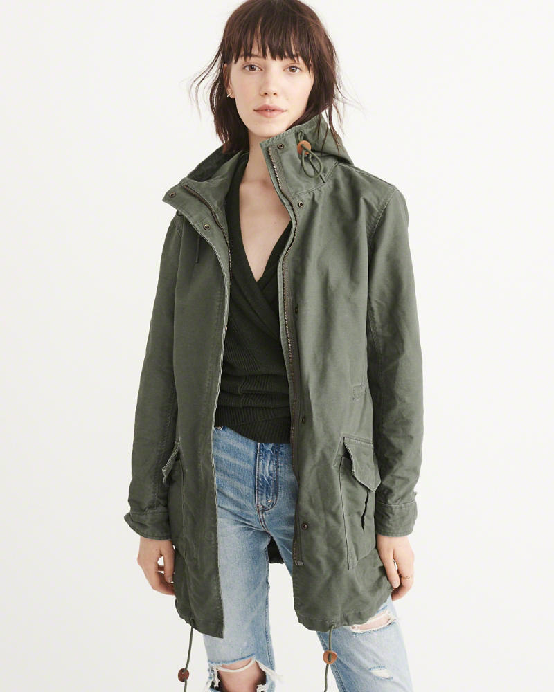 Look fashionable with women's coat