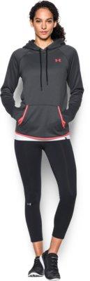 womens hoodies womenu0027s ua storm armour® fleece logo hoodie 3 colors $31.49 NJTPLZD