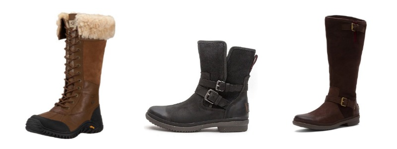 womens leather boots womens-waterproof-leather-boots UAQGTKT