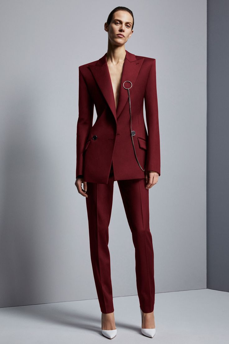 womens suit mugler pre-fall 2017 undefined photos CUARKSR