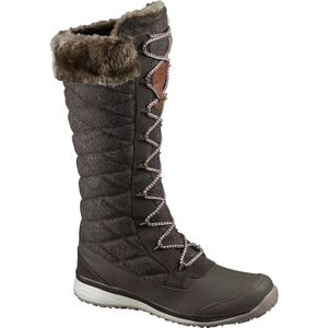 womens winter boots salomon hime high winter boot - womenu0027s PMZBWIV