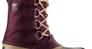 womens winter boots sorel womenu0027s winter carnival waterproof winter boots XPRJIFA