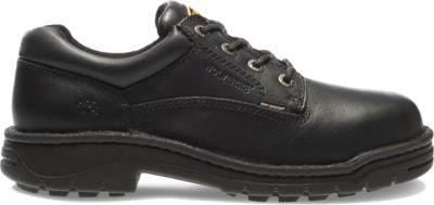 work shoes exert durashocks® opanka work shoe, black, dynamic ... BCJYOIF