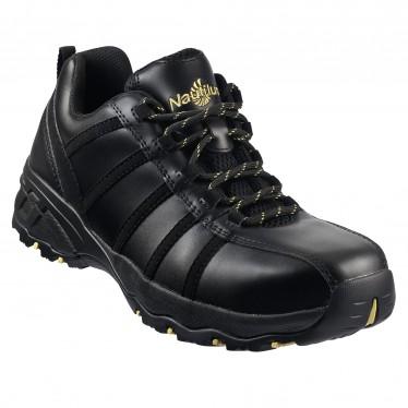 work shoes nautilus menu0027s composite toe leather work shoe - n1706 KOUVDOY