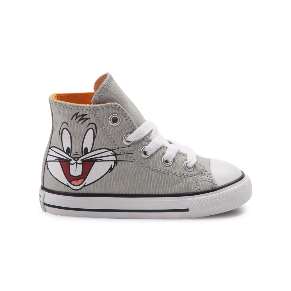 ... toddler converse chuck taylor all star hi looney tunes bugs bunny PZEGQCA