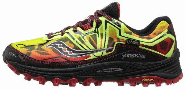 8 reasons to/not to buy saucony xodus 6.0 gtx (july 2018) | runrepeat AIAUESA