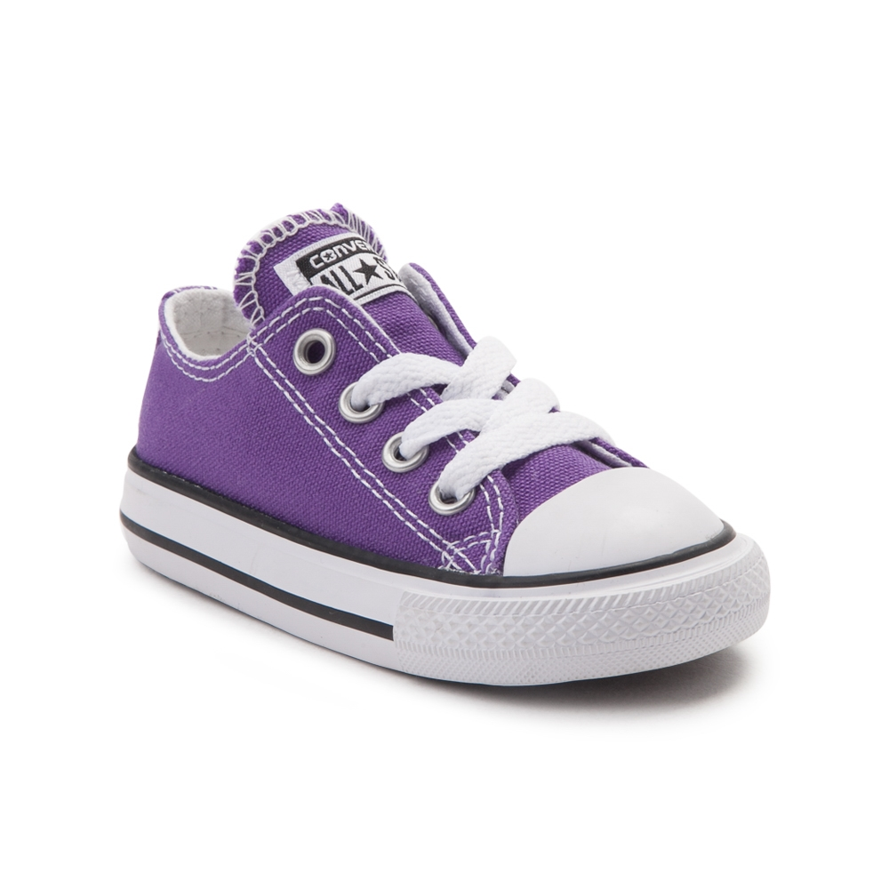alternate view: toddler converse chuck taylor all star lo sneaker -  electric ZZHYQDQ