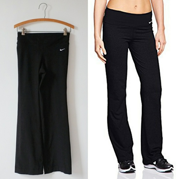 black nike yoga pants | be strong pants | size xs GLEJHIA