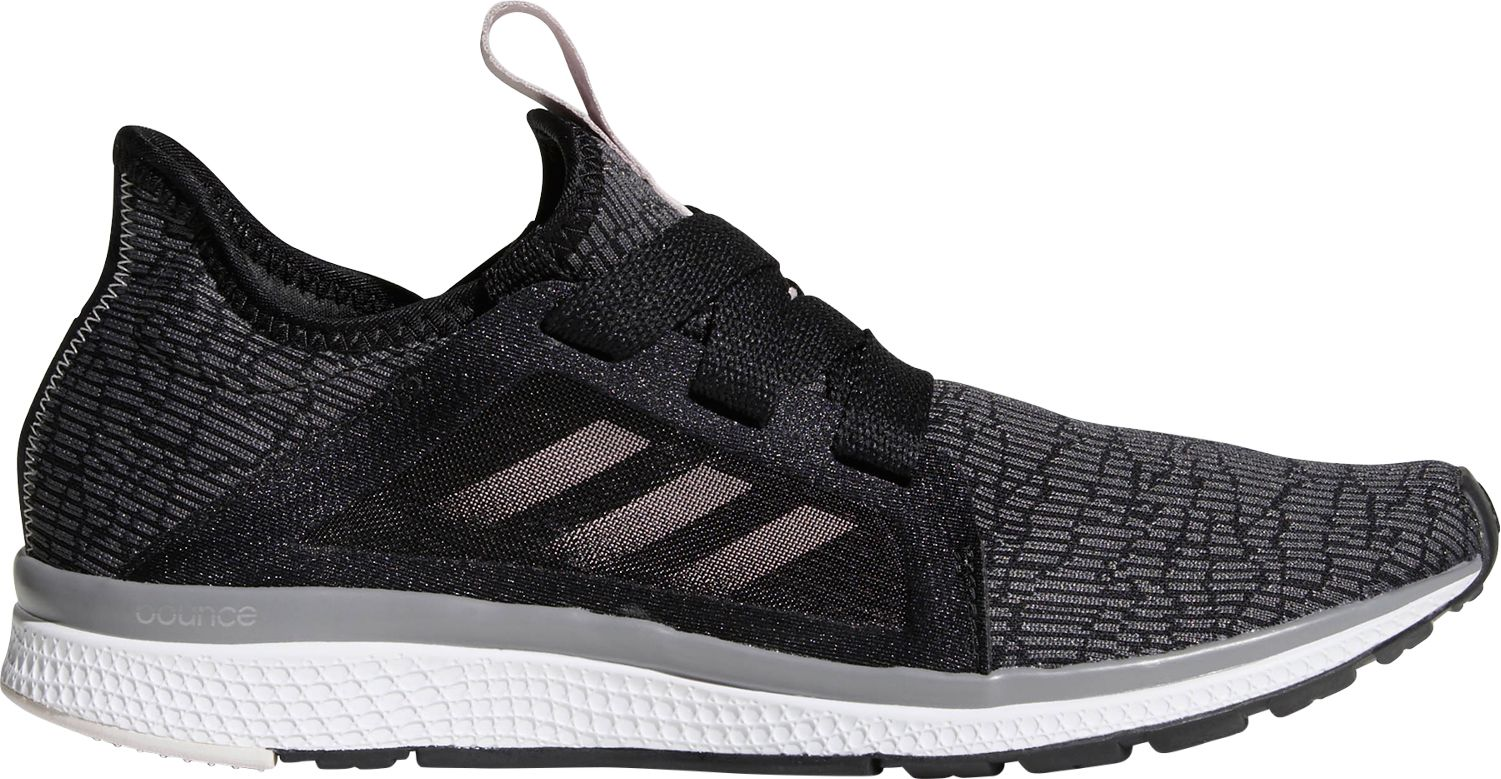 Black Running Shoes adidas womenu0027s edge lux running shoes | dicku0027s sporting goods OIIYPLK