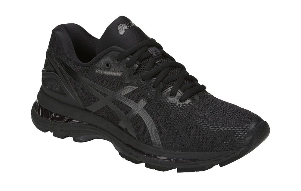 Black Running Shoes black running shoes QEQECVW